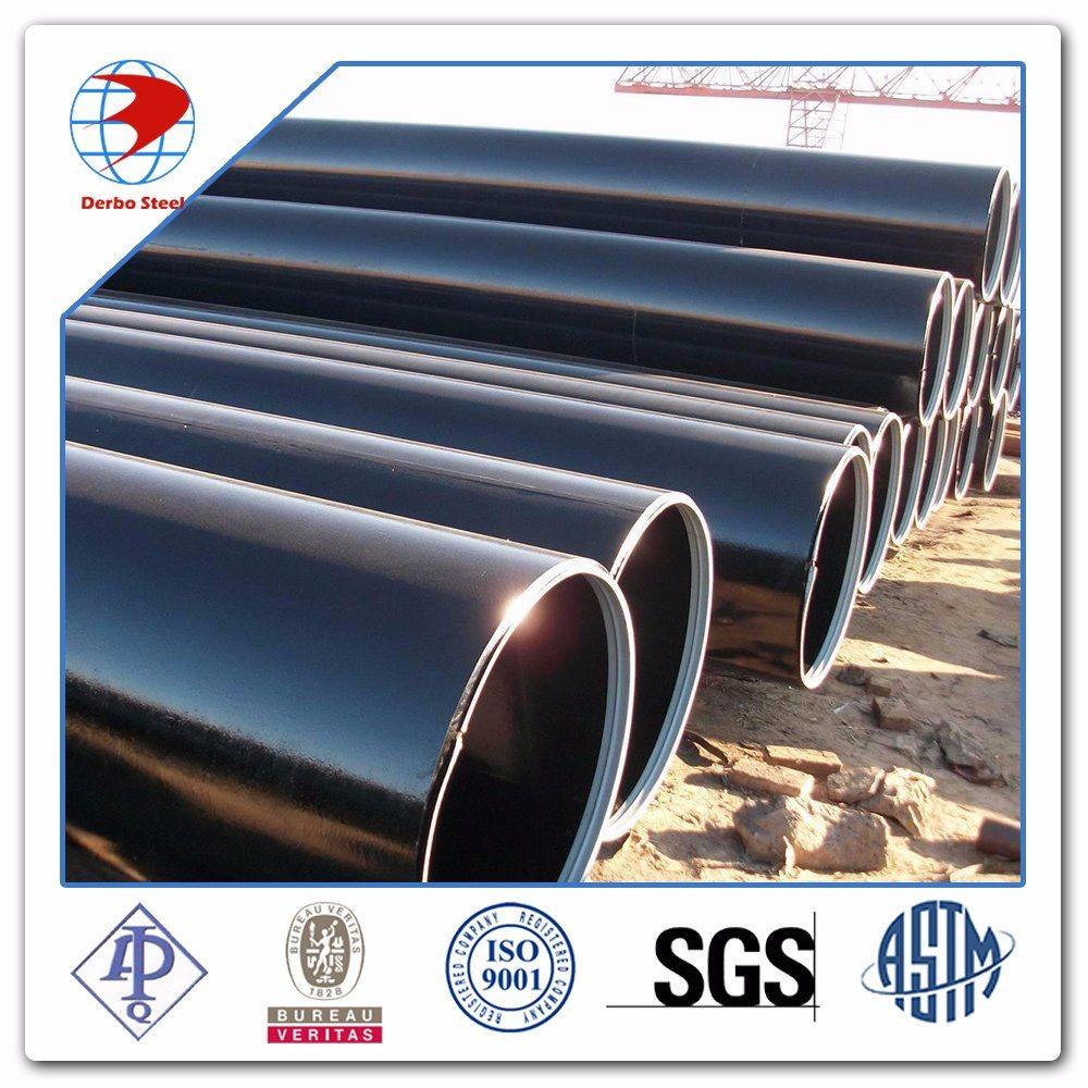 10 Inch Std API 5L Gade B X42 X 52 Psl1 Oil Pipeline