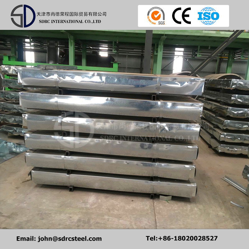 Dx51d Hot Dipped Galvanized/Aluminized Steel Coil Gi for Roofing Sheet