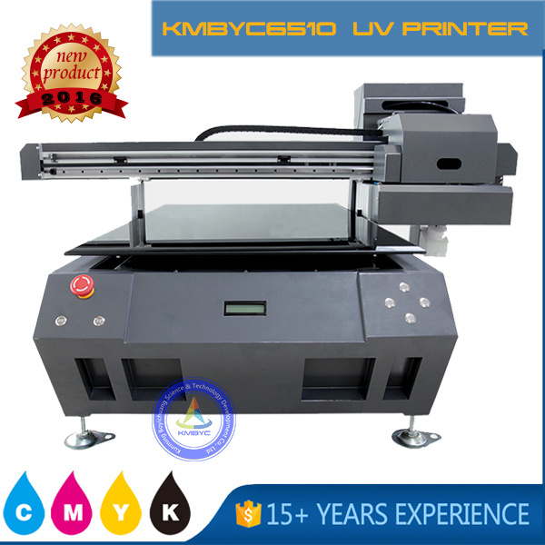 2017 A2 Size Large Format Flatbed Printer for Fabric Competitive Price