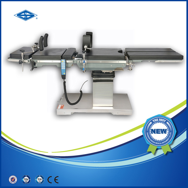 Cheap Hospital Electrical Hydraulic Operating Table (HFEOT2000E)