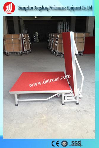 Portable Stage Aluminium Alloy Folding Stage