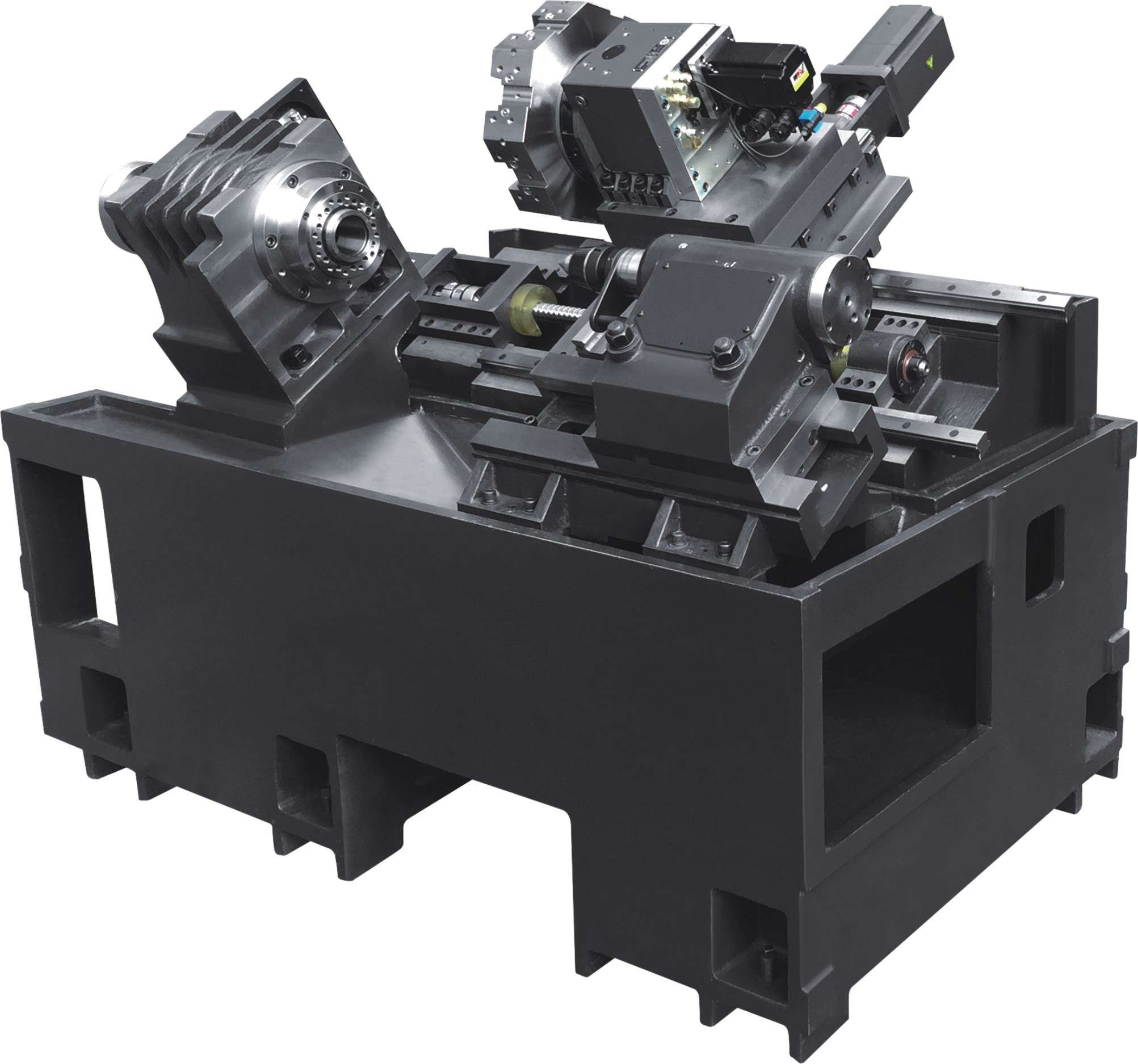 Bl-S40/50 Slant Bed CNC Lathe
