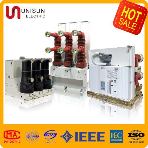 Vcb 11kv up to 40.5kv Indoor High Voltage Vacuum Circuit Breaker