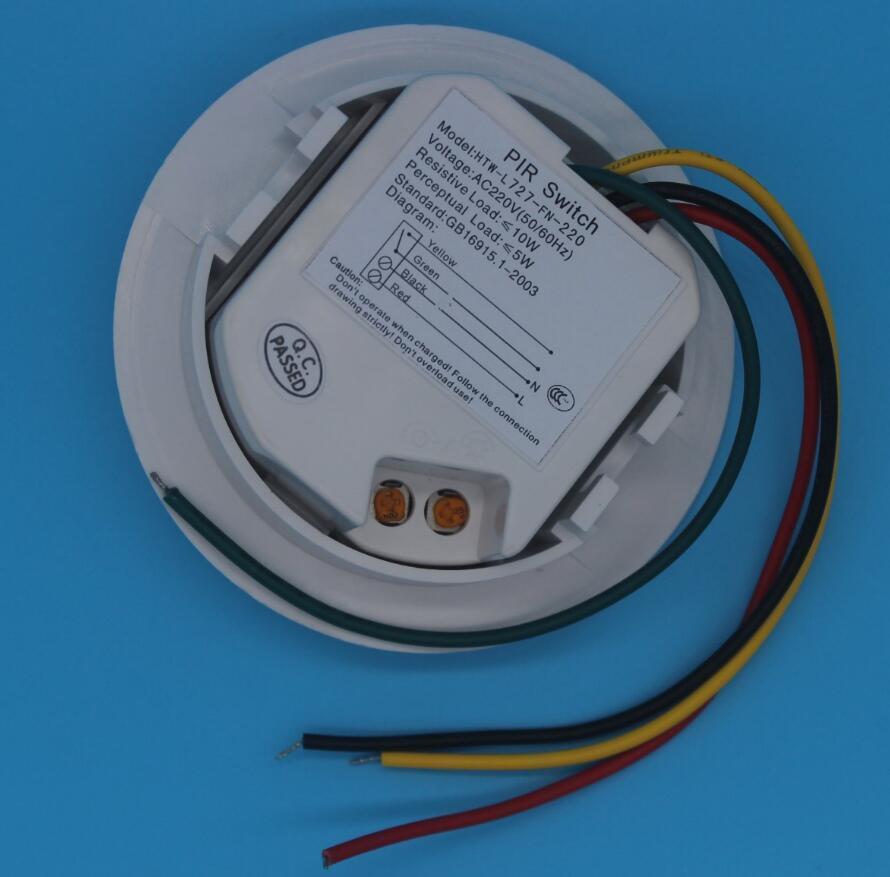 Driveway PIR Door Security Alarm Motion Sensor (HTW-L727)