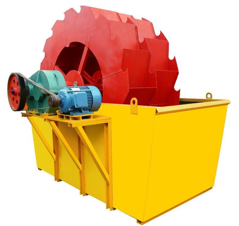 Spiral Sand Washing Machine/Sand Washing Plant/Mobile Sand Washer