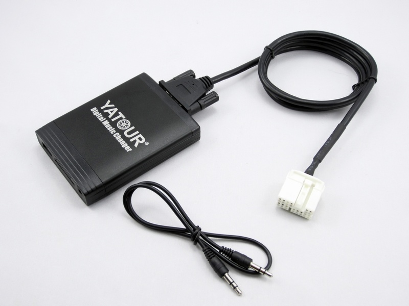 Yatour in Car CD USB/ SD / Aux Funtion for Honda Yt-M06