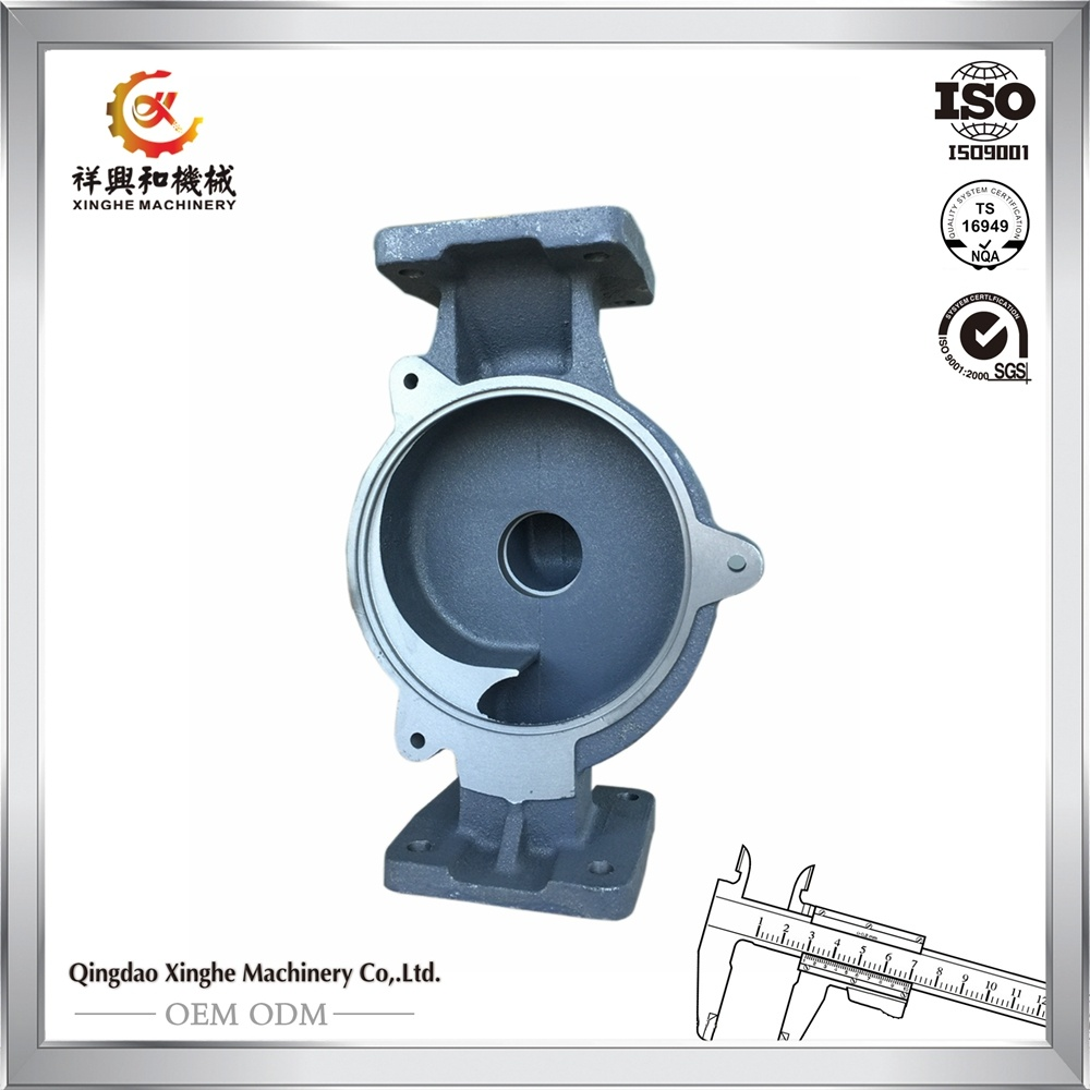Cast Iron Agricultural Spare Parts Iron Sand Casting