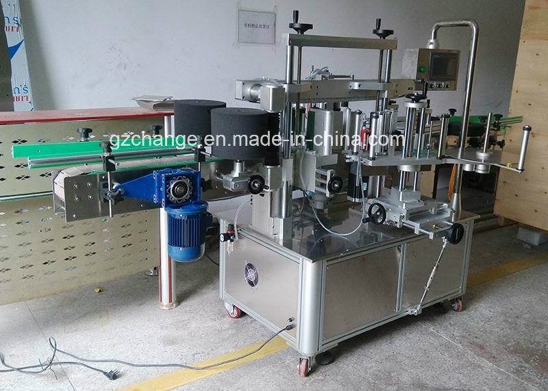 Automatic Two Sides Labeling Machine