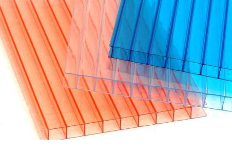 Polycarbonate Sheet Multiwall 2-Wall Sheet Greenhouse PC Sheet