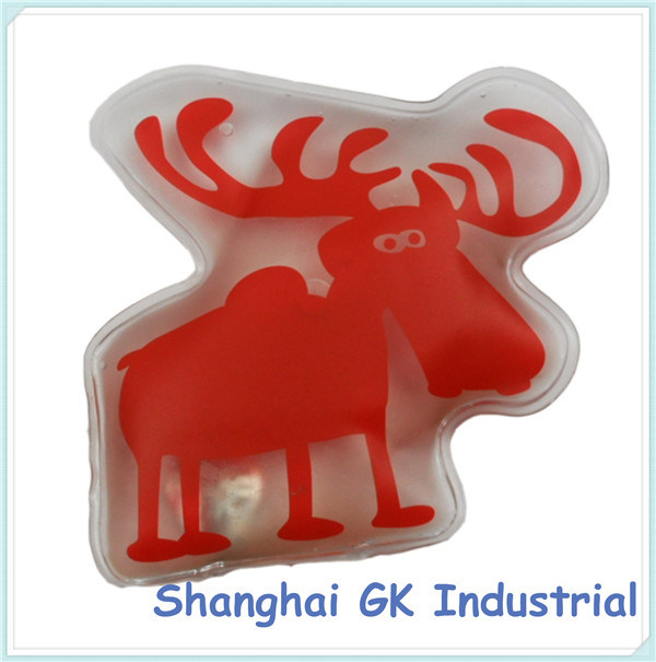 Promotional Reusable Instant Click Heat Pack Hand Warmer