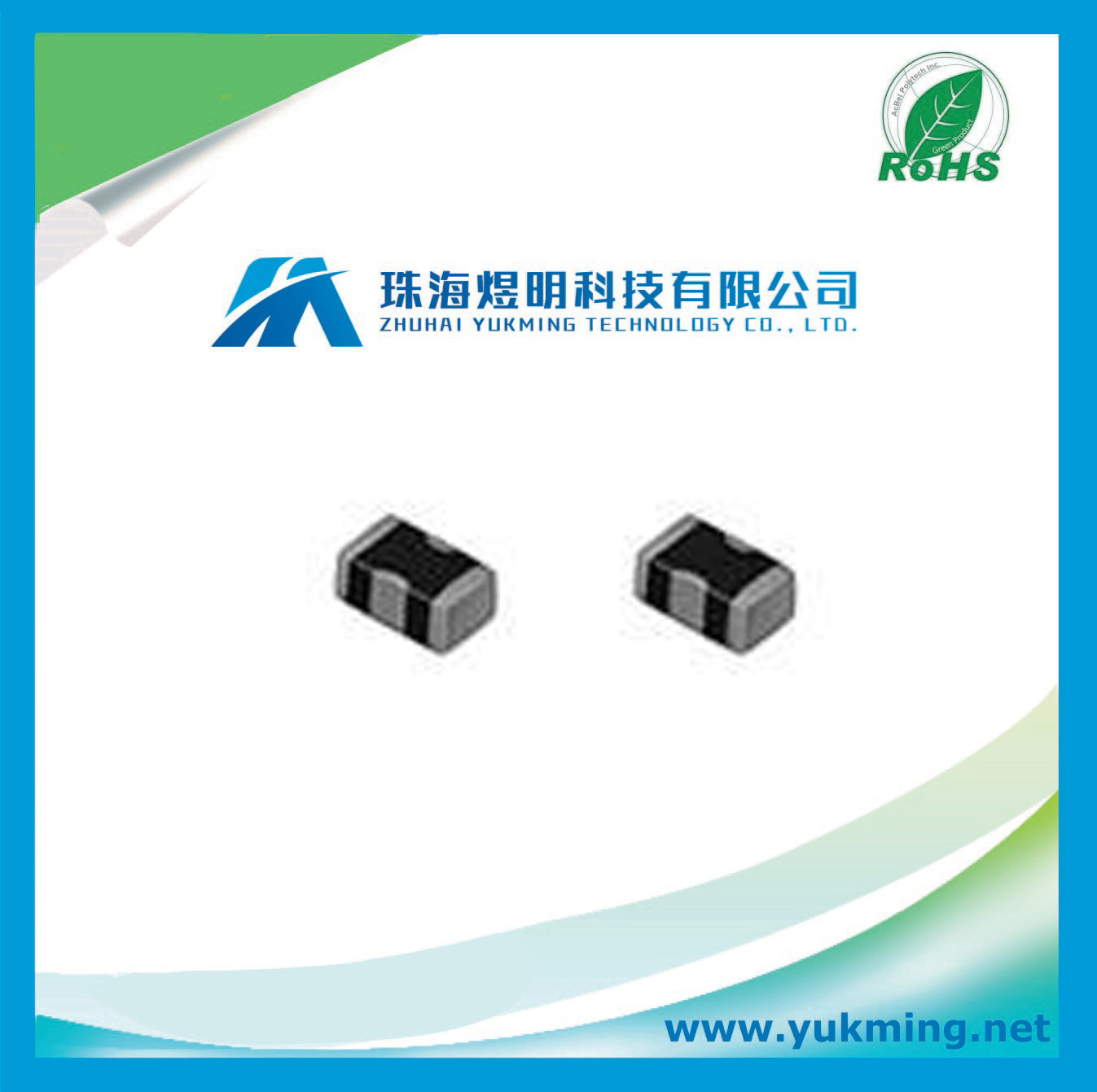 Electronic Component SMD/Block Type EMI Suppression Filter for PCB Board