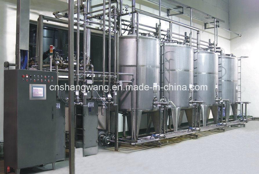 5t/H Complete Milk Production Line
