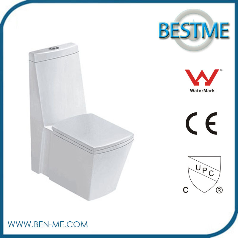 China Ceramic Washdown Sanitary Ware with Watermark and Ce (BC-1005A)