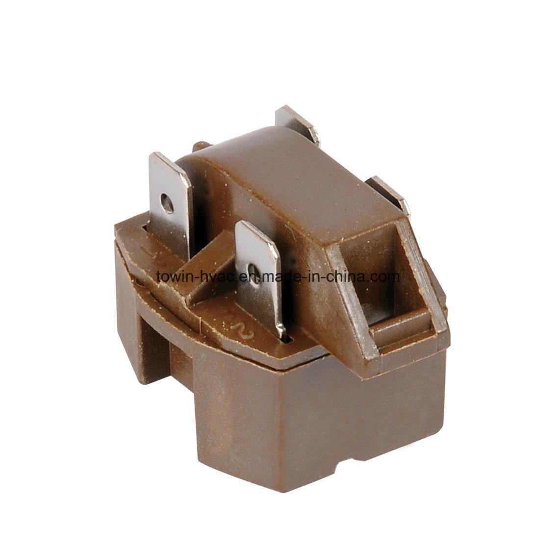 Refrigerator Compressor Starter Relay