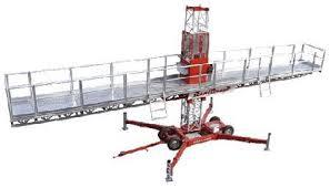 Mast Climbing Work Platform/Ce/ISO