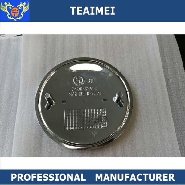 82mm ABS Car Auto Emblem Epoxy Custom Brand Badge