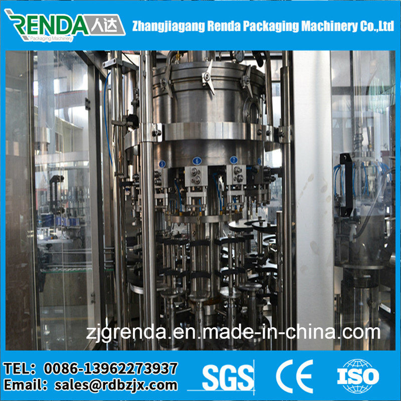 Negative Pressure Alcohol&Wine Filling Machine