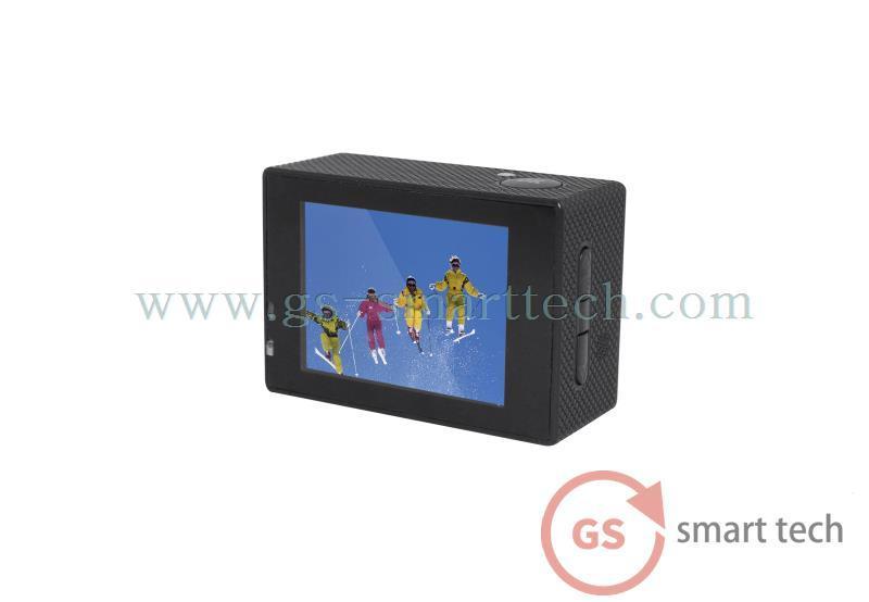 Hot Sale Full HD 1080 2inch LCD WiFi Sport DV Waterproof 30m Action Digital Camera Camcorders Sport Cam