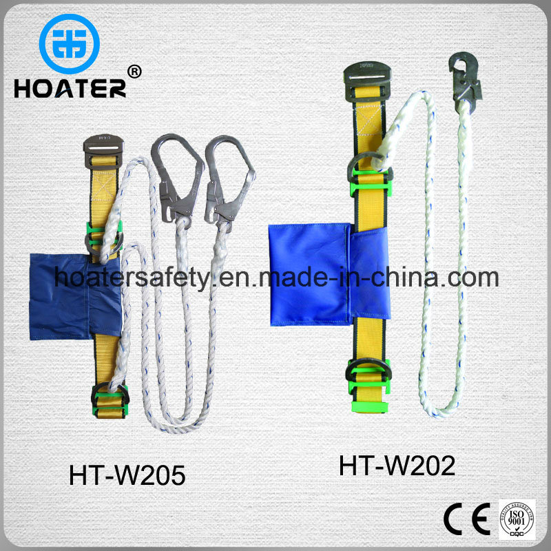 2017 Safety Harness Price of Safety Belt with Lanyard