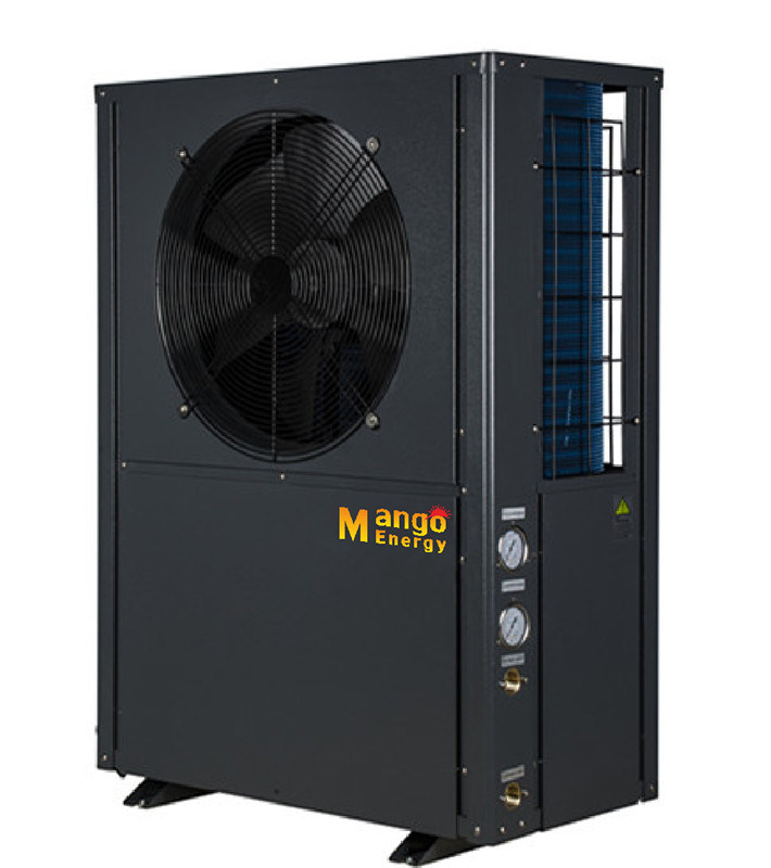 12kw-38kw Passed Ce, FCC, SAA Certificate All in One Center Air Conditioner with Free Hot Water Heat Pump Unit