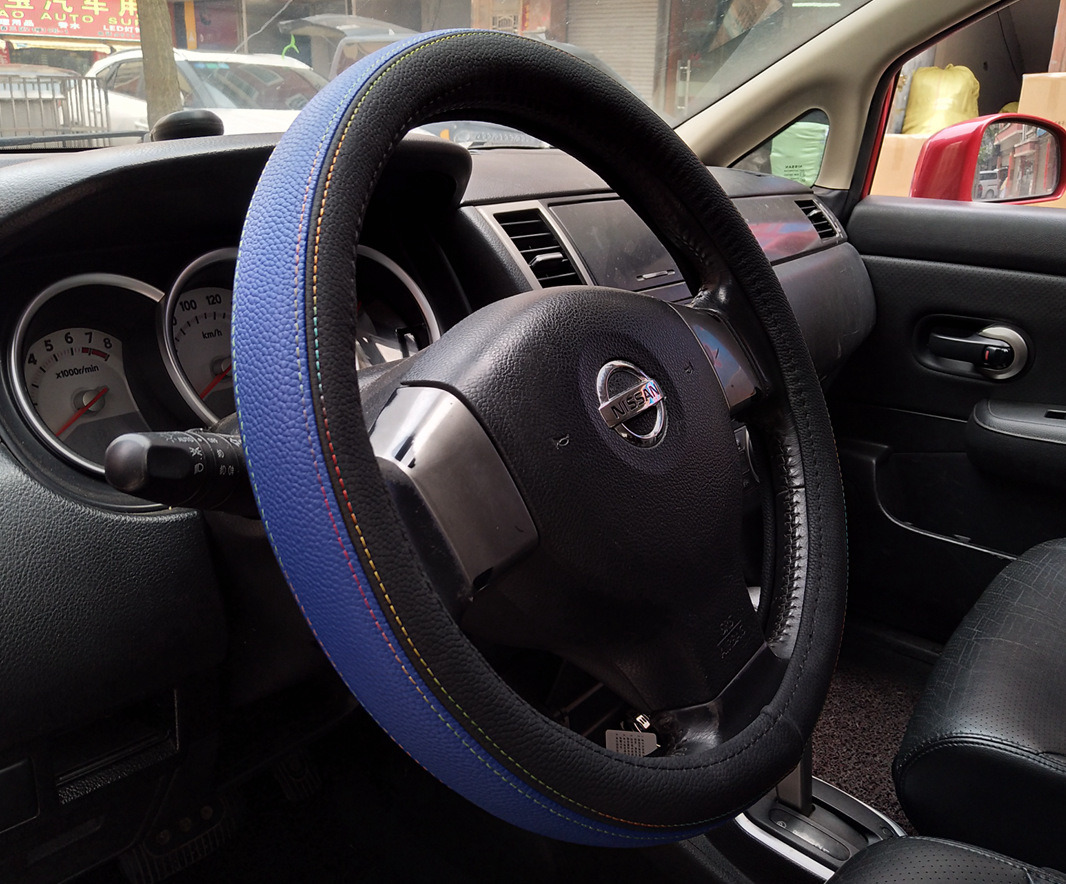 Car Steering Wheel Cover Genuine
