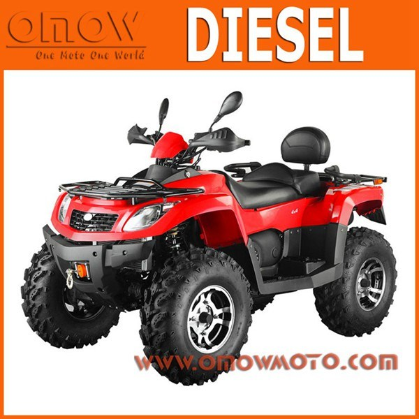 2017 Latest 900cc 4X4 Diesel ATV