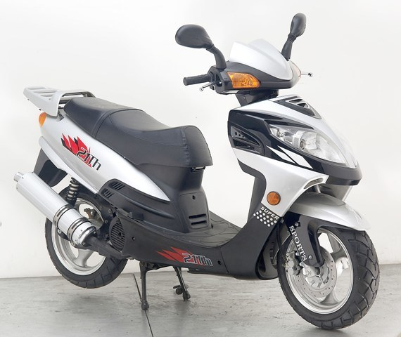 XG-505 Gas Scooter | Gas Scooters
