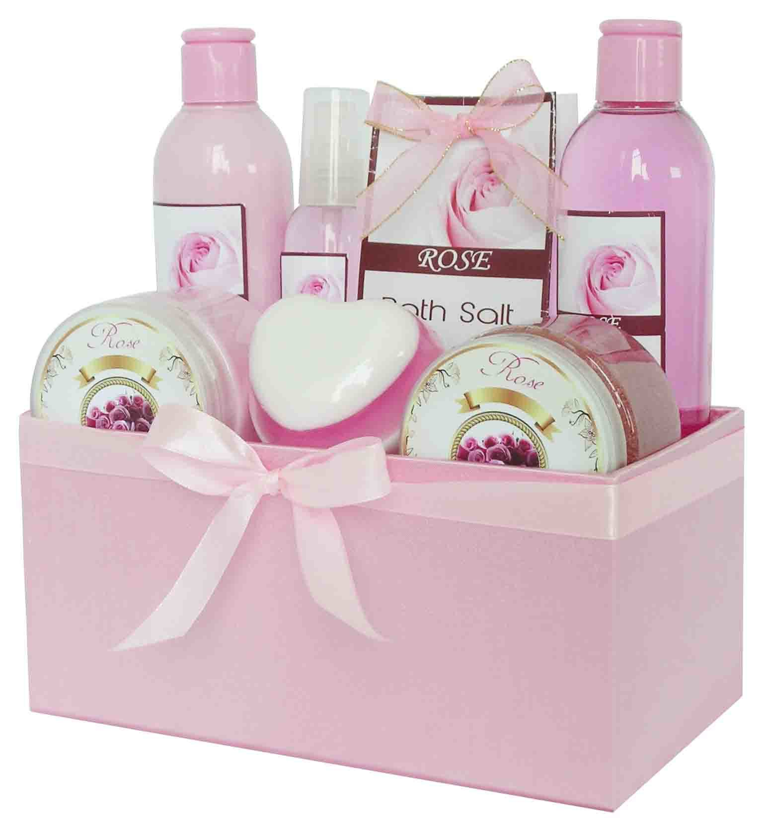 China bath gift sets 2 china bath gift sets spa bath for Bath ensemble sets