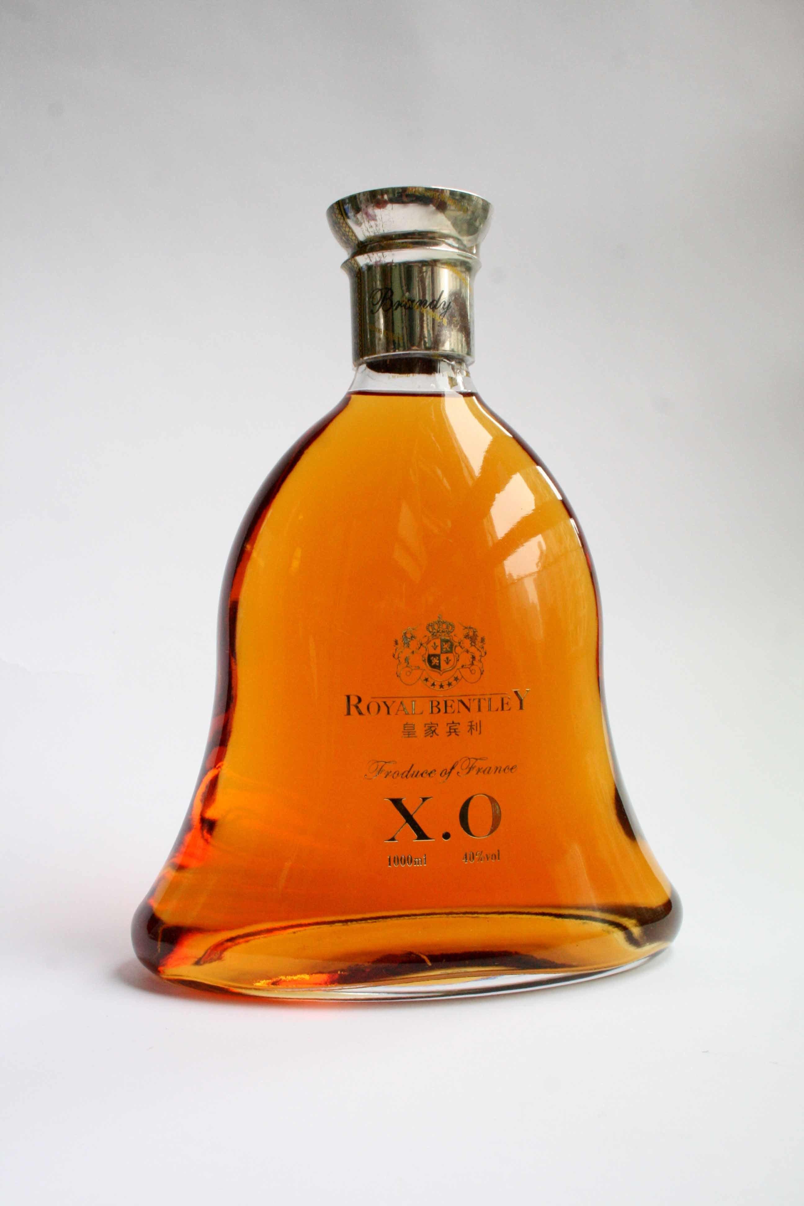 China Cognac Decanter (HR127_1000ML) - large image for Vodka Bottle