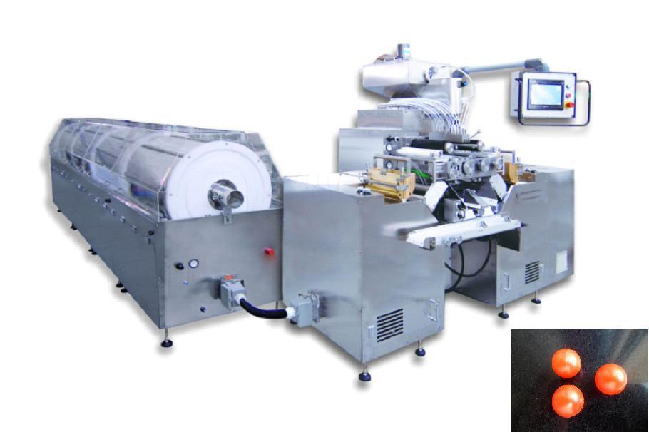 Painball/ Softgel Encapsulation Machine