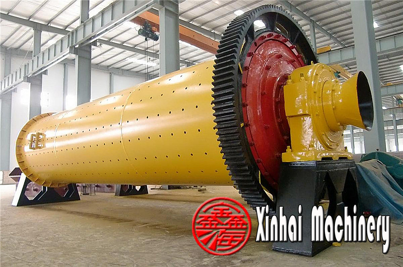 Cement Ball Mill : China cement ball mill with convenient operation
