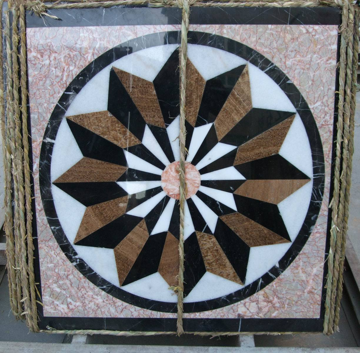Mosaic Tile Designs in Ceramic Glass & Porcelain - Pool Floor