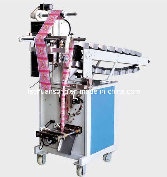 potato chip packaging machine