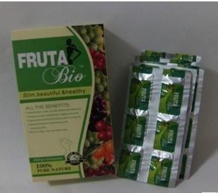 100% Pure Nature Fruta Bio Bottle Weight Loss Slimming Pills