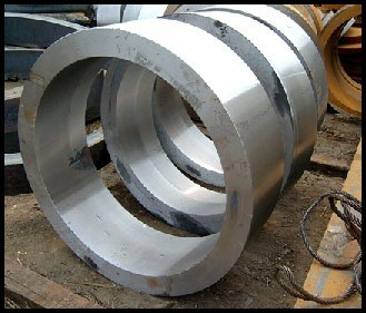 Alloy Rolled Rings Transmission Ring Forgings