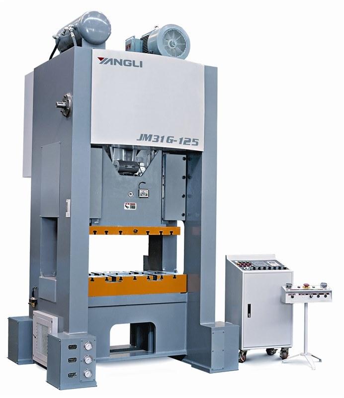 Jm31gseries Gantry Type High-Speed Press Machine