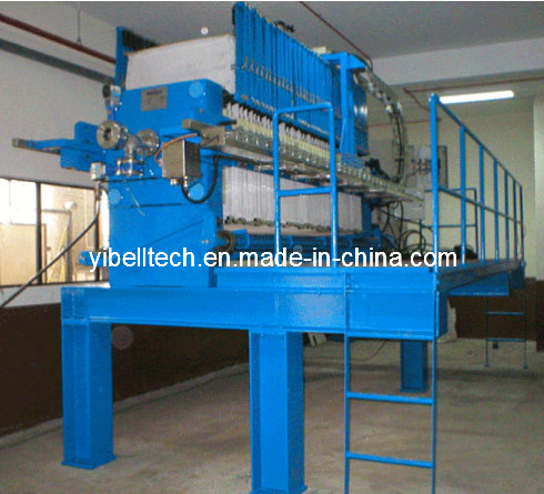Plate and Frame Press Filter