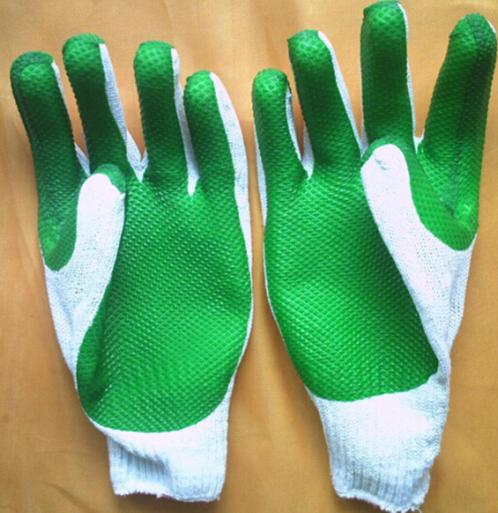 Latex Rubber Glove /Coated PU Gloves/Hand Gloves
