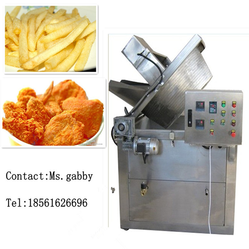Best Sale Electric Nuts Peanut Fryer Machine