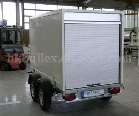 Cargo Trailer (BKS2570)