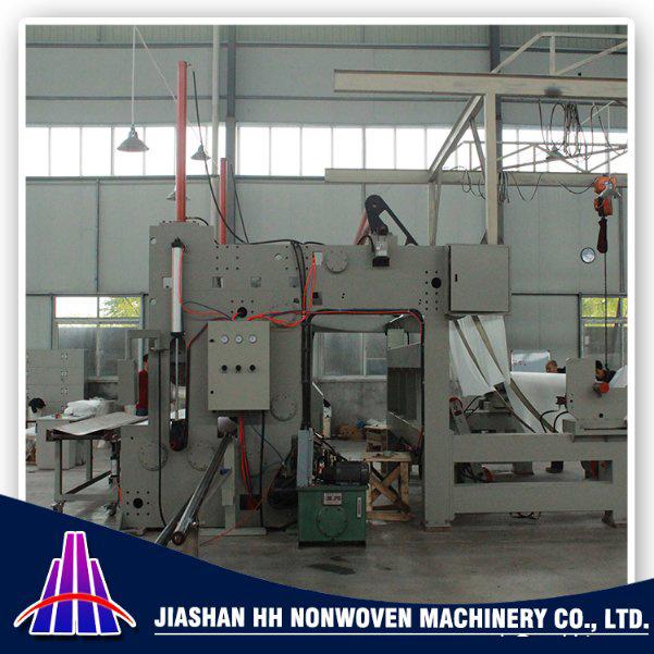 2.4m PP Spunbond Nonwoven Fabric Slitting/Cutting Machine