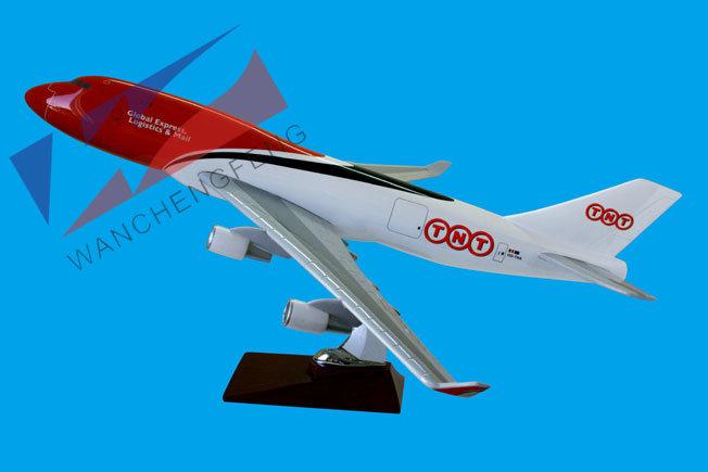 Boeing Model (B747-400-TNT)