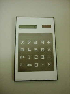 Solar Energy Pocket Calculator (LK-988) - China Calculator,Pocket ...