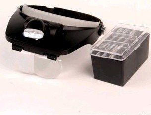 LED Head Magnifier (MG81001-E)