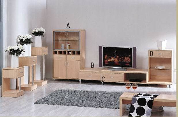 China nice mdf living room 8601 china living room sets for Nice living room sets