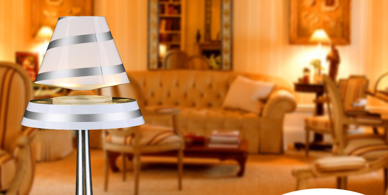 8W Floating LED Table Lamp with CE and RoHS