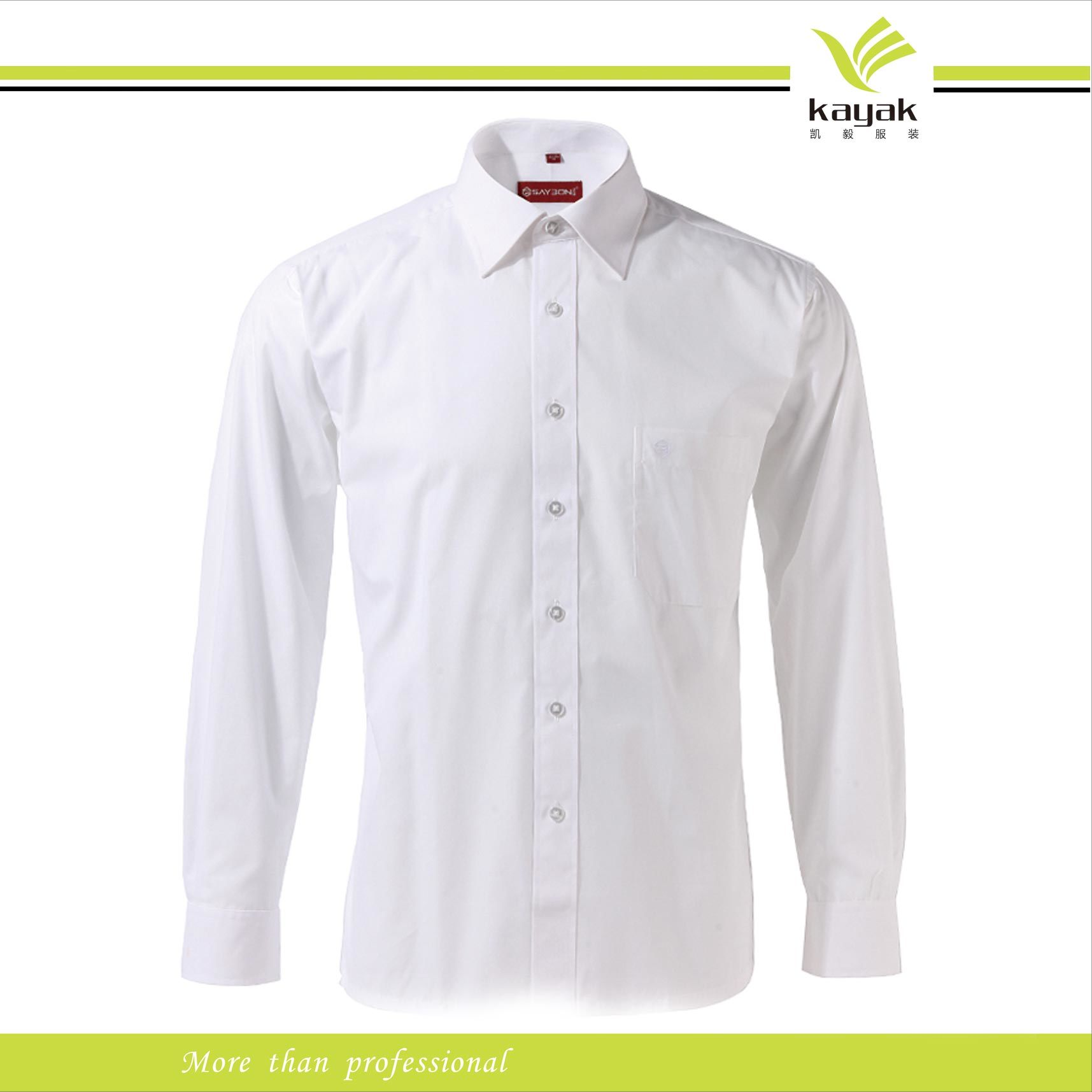 China men s white color formal dress shirts china shirt for Mens formal white shirts
