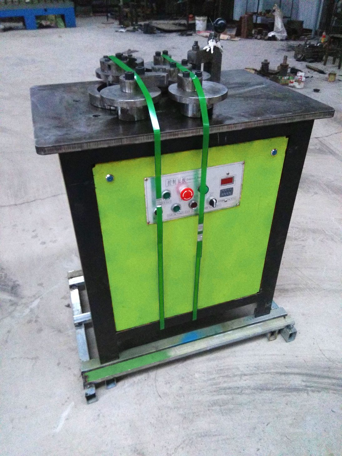 Program Scroll Pattern Bending Machine/ Type Iron Bending Machine