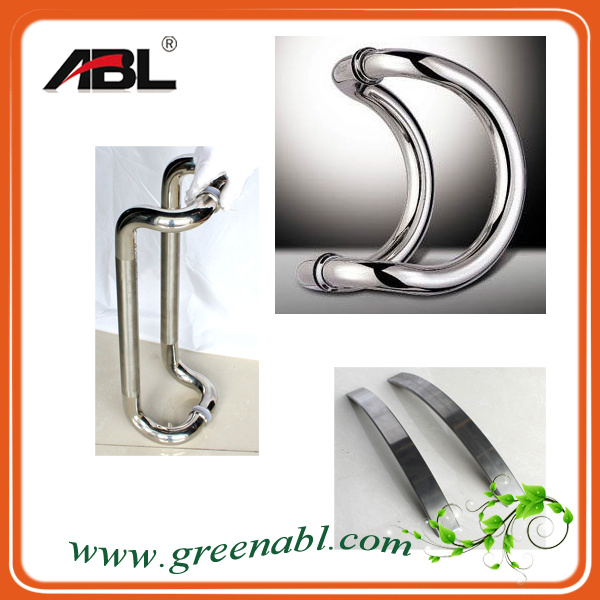 Bathroom Glass Door Handle (H-11)