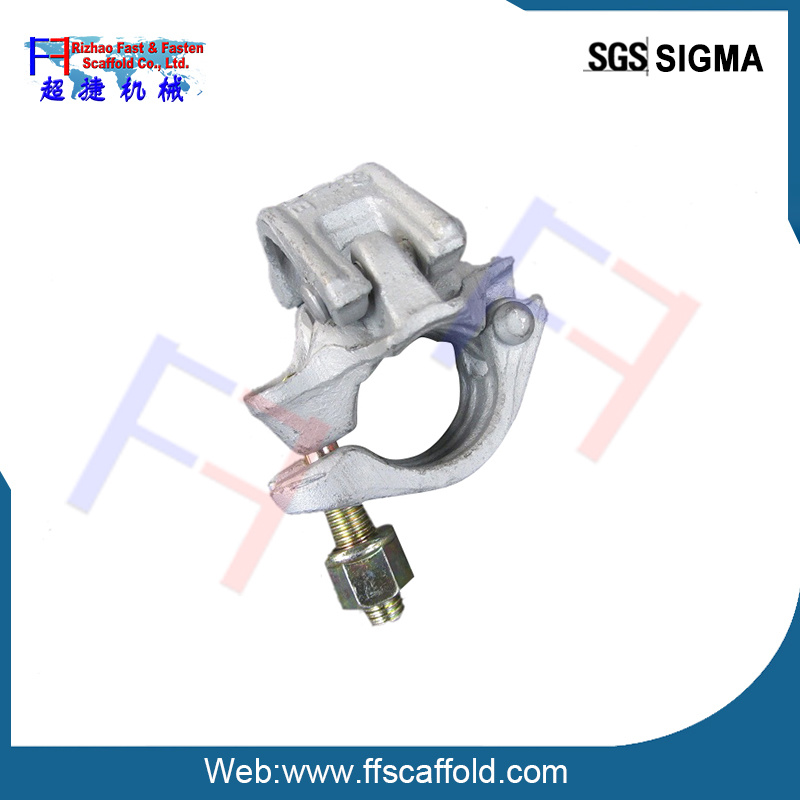 Sigma Certificate German Type Double Scaffolding Coupler Scaffold Pipe Clamp